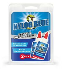 Refrigeration Technologies RT201BP Viper Nylog Blue - Gasket/Thread Sealant 2-Pk