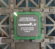 x1 **NEW** ALTERA CYCLONE II EP2C35F484I8N, FPGA 322 I/O 484FBGA