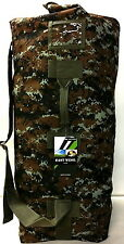 """LARGE ARMY  DUFFELBAG HUNTING GEAR DUFFEL BAG Bags 42"""" Inches Free Shipping NEW"""