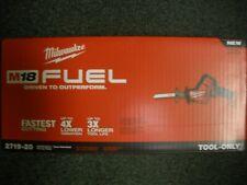 Milwaukee 2719-20 M18 Fuel HACKZALL Cordless Reciprocating Saw New