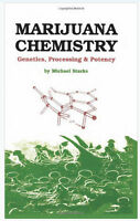 Marijuana Chemistry: Genetics, Processing Potency Cannabis THC Hashish Paperback