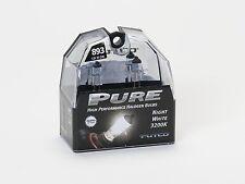 NEW Putco 893 PURE High Performance Halogen Bulbs - Night White 3200K - 230893NW