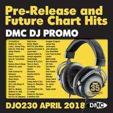 DJ Only 230 Promo Chart Music DJ's Double CD Radio Edit & Remix Ft Shawn Mendes