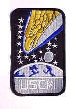 "ALIENS Movie USCM Screaming Eagle 5"" Uniform Patch- FREE S&H (ALPA-001)"