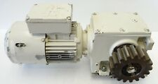 Elektrogetriebemotor SEW S52 DT71C Getriebemotor mit Bremse 3~ 0,25kW 12U/min V5