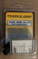 Pearce Grip Frame Insert for Glock 48 & 43X Cavity Plug PG-FI48 - Factory NEW