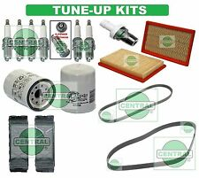 TUNE UP KITS for 00-01 I30 MAXIMA (3.0L): SPARK PLUGS, BELTS, PCValve & FILTERS