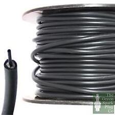 100 METROS ROLLO 7mm Cable De Encendido Ht - ALTA RESISTENCIA hipalón Negro