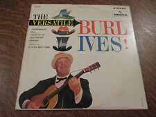 33 tours burl ives with the anita kerr singers and orchestra directed by owen