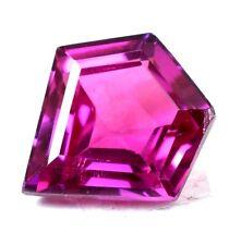 AAA+ 14.25 Ct Natural Pink Pyrope Garnet AGSL Certified Fancy STUNNING Gemstone
