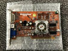 Graphics Card ASUS A9600SE/TD ATI Radeon 9600 SE AGP 128MB