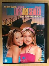 Mary-Kate & Ashley Olsen OUR LIPS ARE scellé ~2000 famille Film DVD