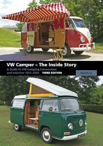 Volkswagen VW Camping Conversions and Interiors Book 1951-2020