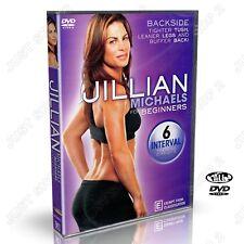 Jillian Michaels For Beginners Backside : 6 Training Circuits : New Exercise DVD