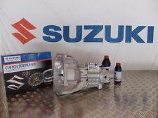 Schaltgetriebe Suzuki Jimny 1,3 86PS R72 verstärkt generalüberholt mit Kupplung