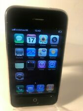 Apple iPhone 3G - 8GB - Black (Unlocked) Smartphone Mobile