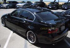 Painted BMW E90 323i 328i 335i M3 4Dr A Type Trunk Lip + Roof Spoiler 05-11