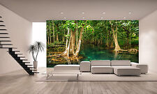 Mangrove Forest  Wall Mural Photo Wallpaper GIANT DECOR Paper Poster Free Paste
