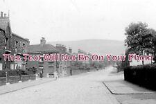 CH 1159 - Corner Of Oxford Street & Cobblestone Stocks Lane Stalybridge Cheshire