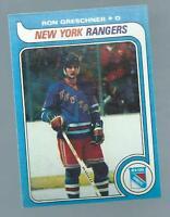 1979 Topps Ron Greschner #78 (Buy 5 $3.00 Cards Pick 2 Free)
