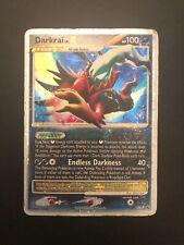 Carte Pokemon Darkrai Level X DP19 Promo US