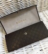 GUCCI Foldable Glasses Sunglasses Case Trifold Large-Case Only