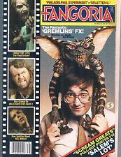 Fangoria #38 1984 Gremlins Friday 13th Fall Break Hills Have Eyes 2