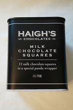 Collectable -  Haigh's Chocolates - Adelaide Zoo - Panda - Money Box.