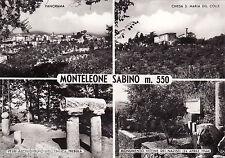 #MONTELEONE SABINO: 4 VEDUTE