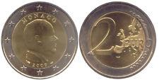 2009 MONACO 2 EURO ALBERTO II FDC