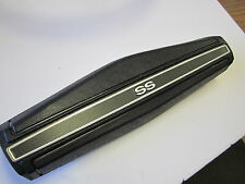 1971 72 CAMARO NOVA IMPALA NEW BLACK SS STEERING WHEEL HORN PAD SHROUD BUTTON
