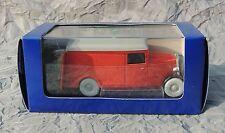 Voiture TINTIN Atlas réf. 065. La camionnette du Secret de la Licorne.