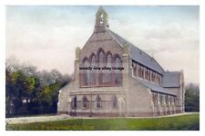 rp14697 - The Church , Brookwood Asylum , Surrey - photo 6x4