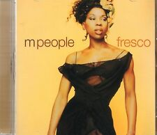 M People - Fresco (1997 CD) New