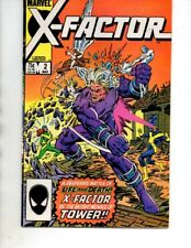 X-FACTOR #2 (MARVEL 1986) FIRST SERIES-VF