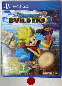 Dragon quest Builders 2 | Playstation 4 | PS4 | NEU SEALED in OVP
