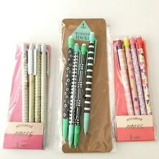 NEW TARGET Dollar Spot Planner Supplies Mechanical Pencils Lot of 3 Packs