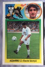 ALEJANDRO COLOCA ALBACETE ESTE 93-94, 1993-94, DESPEGADO, LEER!!