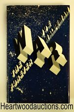 The Forever War by Joe Haldeman SIGNED FIRST