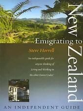 Emigrating to New Zealand (How to), Steve Horrell, New Book