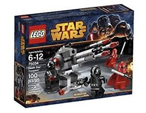 LEGO Star Wars Death Star Troopers 75034 New, Sealed