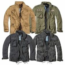 Cotton Winter Military Coats & Jackets for Men