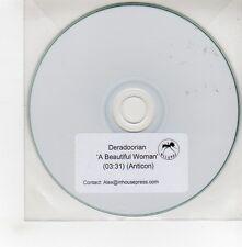 (GE601) Deradoorian, A Beautiful Woman - DJ CD