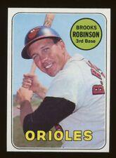 1969 Topps #550 Brooks Robinson Baltimore Orioles HOF EX-MT+