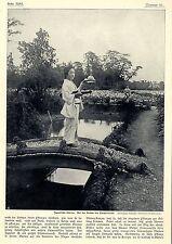 Il dottor Udo Dammer giardino giapponese immagini impianto japa... storica memorabile 1904