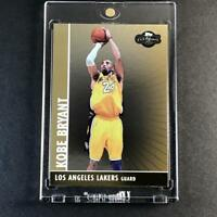 KOBE BRYANT 2008 TOPPS CO-SIGNERS #24 GOLD FOIL PARALLEL CARD #'D /99 LAKERS NBA