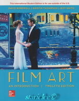 NEW 3 Day AUS Film Art An Introduction 12E David Bordwell Thompson 12th Edition