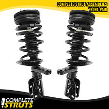 1992-95 Pontiac Grand Am Front Quick Complete Struts & Coil Spring Assembly Pair
