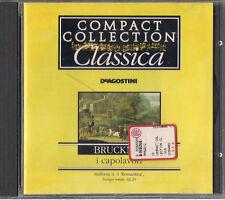 CD - DE AGOSTINI - COMPACT COLLECTION CLASSICA i capolavori - BRUCKNER
