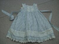Laura Ashley Cotton Dress   2-3 years.